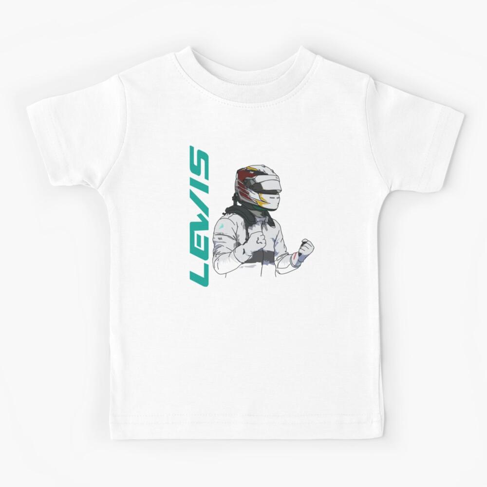 Lewis Hamilton Kinder T-Shirt