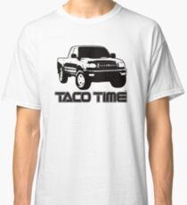 Taco Time- Toyota Tacoma 1st Gen Classic T-Shirt