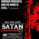Say You Love Satan 80s Horror Podcast - Hellraiser by sayyoulovesatan