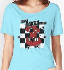 Ork Skull Dakka Women's Relaxed Fit T-Shirt