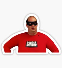 Kevin Malone Mr. Incredible  Sticker