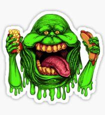 Slimer Sticker