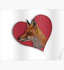 Foxy Love Poster