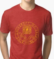 University of Erebor Tri-blend T-Shirt
