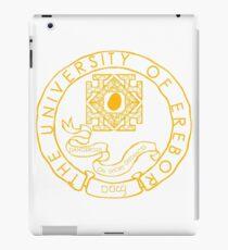 University of Erebor iPad Case/Skin