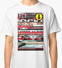 Test Pattern #1 Classic T-Shirt
