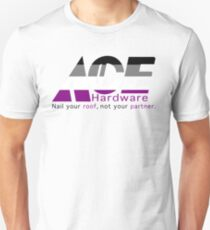 ACE Hardware version 2 Unisex T-Shirt