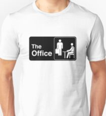 The Office TV Show Logo T-Shirt