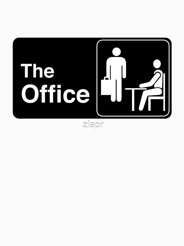 The Office TV Show Logo By Zlapr