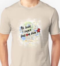 Paper Towns: Quote2 Unisex T-Shirt