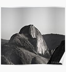 Half Dome View From Olmsted Point Poster
