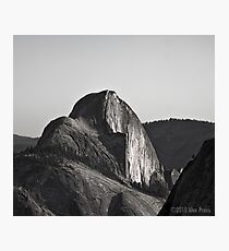 Half Dome View From Olmsted Point Photographic Print
