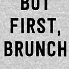 But first brunch by contoured