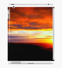 Sunset  - Glencolmcille, Ireland iPad Case/Skin