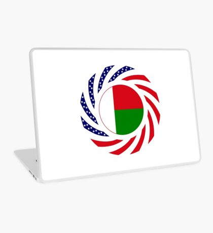 Madagascan American Multinational Patriot Flag Series Laptop Skin