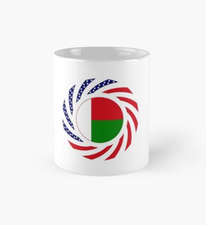 Madagascan American Multinational Patriot Flag Series Mug