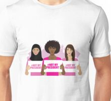 Women's March on January 21 to protest Trump's presidency. Unisex T-Shirt