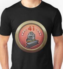 Glitch Achievement girder herder Unisex T-Shirt