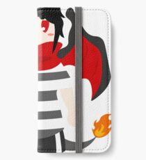 Theo Shiny Charizard iPhone Wallet/Case/Skin