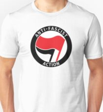 Anti-Fascist Action Unisex T-Shirt