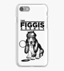 Figgis agency iPhone Case/Skin