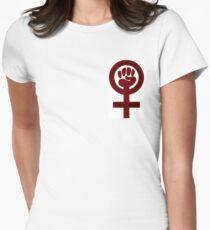 Strong Women Women's Fitted T-Shirt