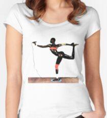 Grace Jones - Island Life Women's Fitted Scoop T-Shirt