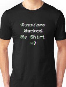 Russian Hack Unisex T-Shirt