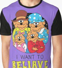 Woke Berenstein Bears Universe Graphic T-Shirt