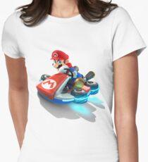 Mario Kart Women's Fitted T-Shirt