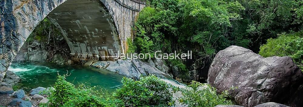 Bridge at Paluma 2 by Jayson Gaskell