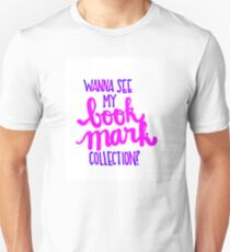 Pick-Up Lines For Nerds Unisex T-Shirt