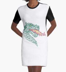 UAB Blazer Graphic T-Shirt Dress