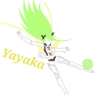 Yayaka (Transformed) by ODSTsjc