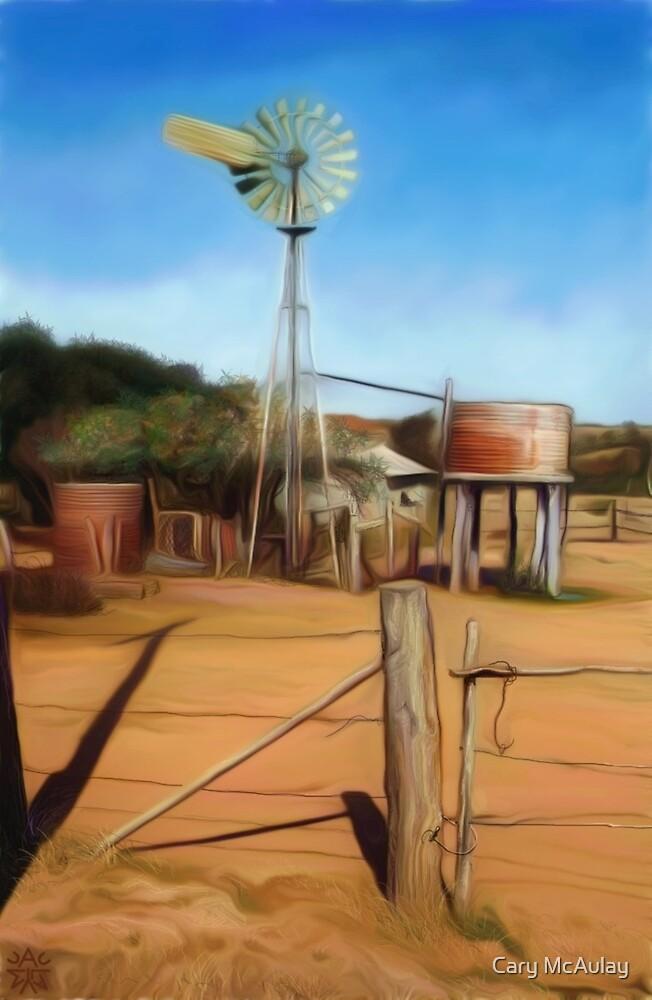 Ravenswood Tank by Cary McAulay