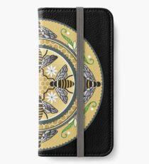Beehive iPhone Wallet/Case/Skin