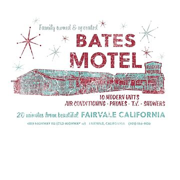 Bates-Motel von ImSecretlyGeeky