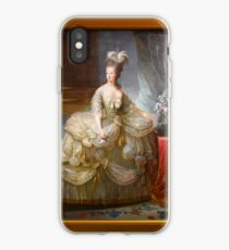 Queen Marie-Antoinette 1783 iPhone Case
