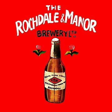 Rochdale and Manor Brewery by hurlz