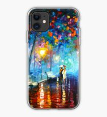 MISTY MOOD - Leonid Afremov iPhone Case