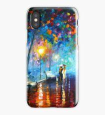 MISTY MOOD - Leonid Afremov iPhone Case
