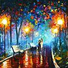 «MISTY MOOD - Leonid Afremov» de Leonid Afremov