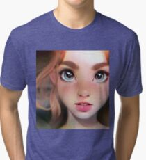 Starry Eyed Tri-blend T-Shirt