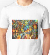WHEN THE DREMS CAME TRUE - Leonid Afremov Unisex T-Shirt