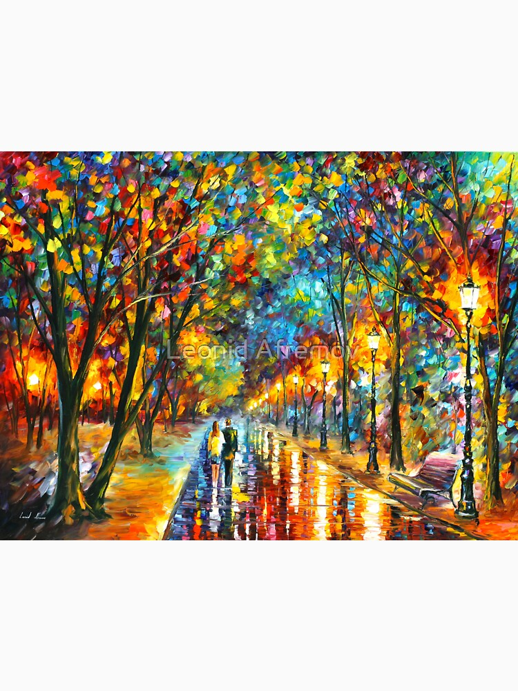 WHEN THE DREMS CAME TRUE - Leonid Afremov by vitebskart