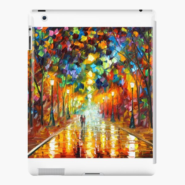 FAREWELL TO ANGER - Leonid Afremov iPad Snap Case