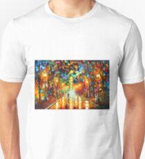 FAREWELL TO ANGER - Leonid Afremov Unisex T-Shirt