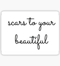 Alessia Cara Scars To Your Beautiful Gifts Merchandise Redbubble