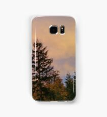 Washington Sunset  Samsung Galaxy Case/Skin