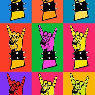 Warhol Metal by Blue-EyedBeastG